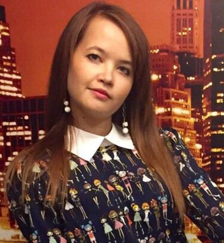 Sachko Tatyana - vice-president