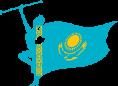 Official logo Kazakhstan
