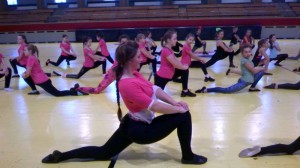 10 Training of majorettes in Poland (1)
