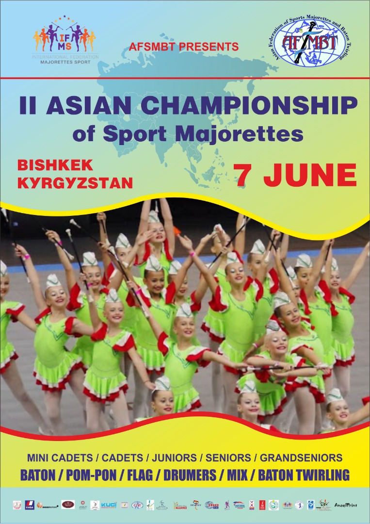 Championship of Asia 2019